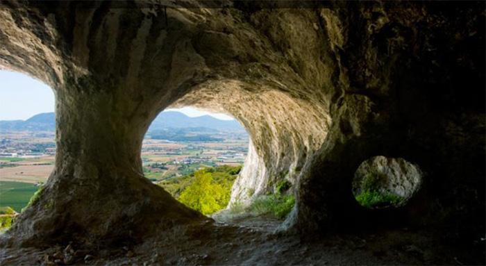 Covoli di San Donato, Villaga, Colli Berici