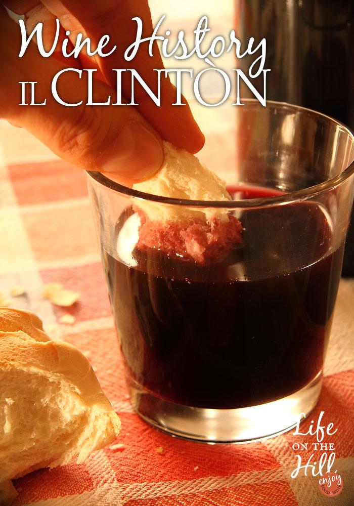 Il Clinton sui Colli Berici