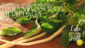 Il ranpussolo di Villaga, Colli Berici