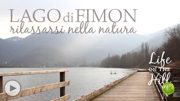 Il Lago di Fimon, tra i Colli Berici