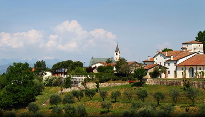Sentiero 31 - Di San Vito e delle Fontane - Colli Berici