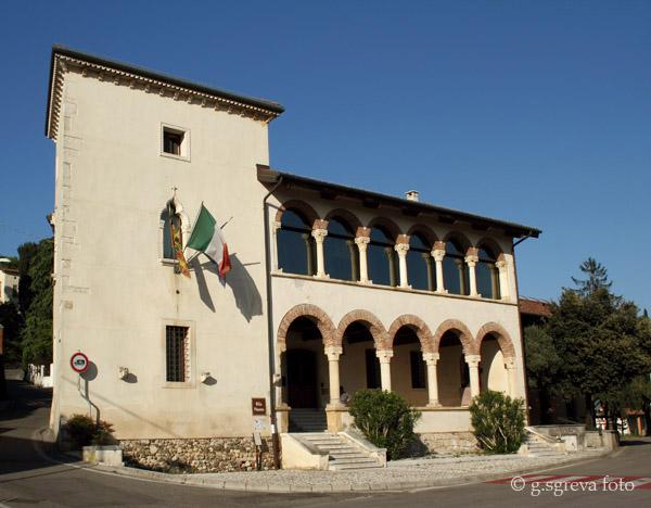 Sentiero della Guerra Brendola Colli Berici - Palazzo Piovene - Municipio