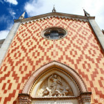 Sentiero della Guerra Brendola Colli Berici - Parrocchiale di San Michele facciata