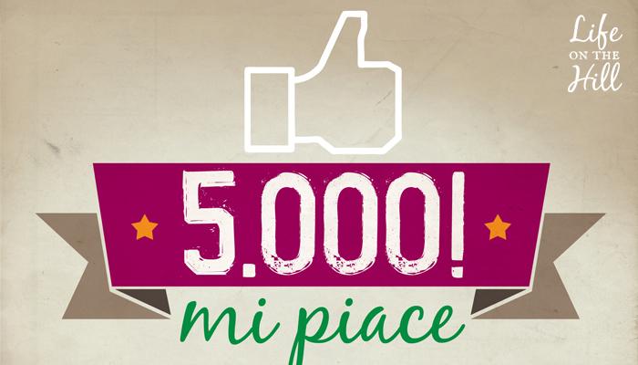 5000 mi piace Life on the hill Colli Berici