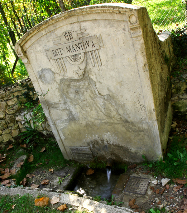Fontana Grancare - Colli Berici - Fronte