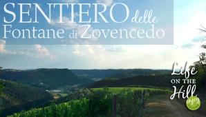 Sentiero delle Fontane di Zovencedo - Colli Berici
