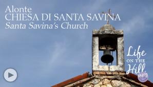 Chiesetta Santa Savina Alonte