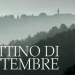Colli Berici, mattino di settembre