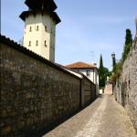 Via Valmarana, un tratto del sentiero