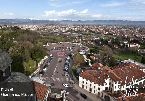 Piazzale della Vittoria a Monte Berico