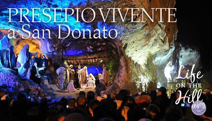 Presepio Vivente San Donato Colli Berici