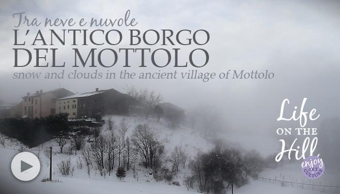 L'antico borgo del Mottolo a San Gottardo Colli Berici