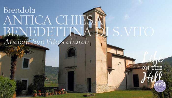 Antica chiesa benedettina di San Vito - Brendola - Colli Berici