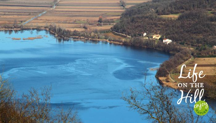 Lago di Fimon - foto tnterna