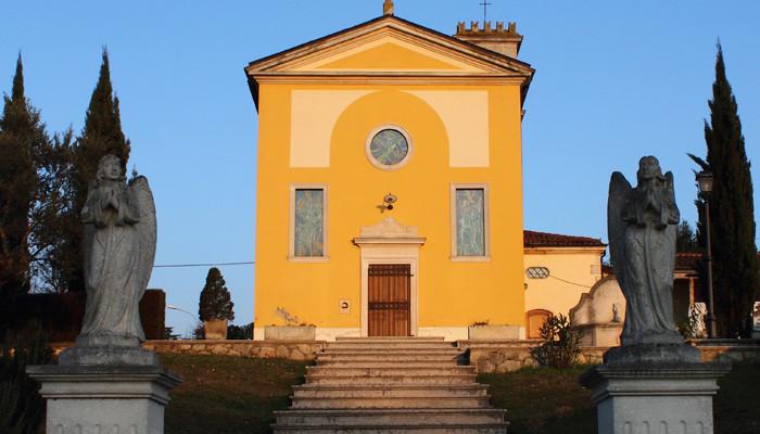 Oratorio della Beata Vergine - Sarego - Colli Berici