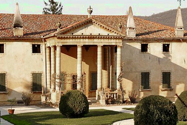 Sentiero 51 Villa del Ferro - Villa Priuli Lazzarini