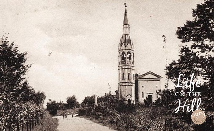 Colli Berici Perarolo cent'anni fa - interna