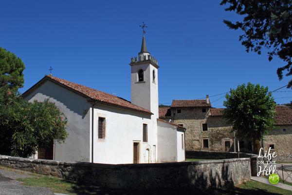 Antico borgo di Villa di Fimon