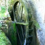 Antica ruota del mulino Casarotto