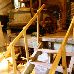 Interno antico mulino Casarotto