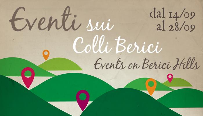 Eventi sui Colli Berici - 14-28 settembre