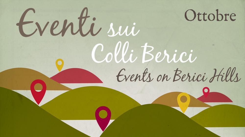 Eventi sui Colli Berici - ottobre