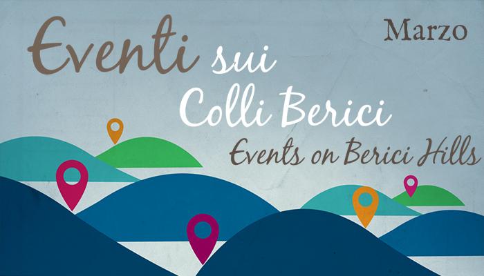 Eventi sui Colli Berici - Life on The Hill - marzo