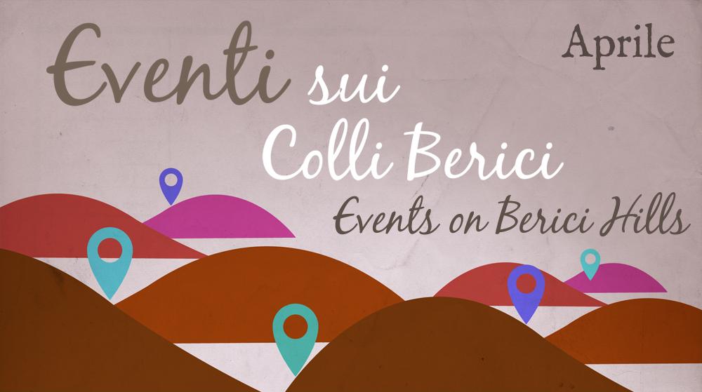 Eventi sui Colli Berici - Aprile