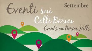 Eventi sui Colli Berici - settembre 2016