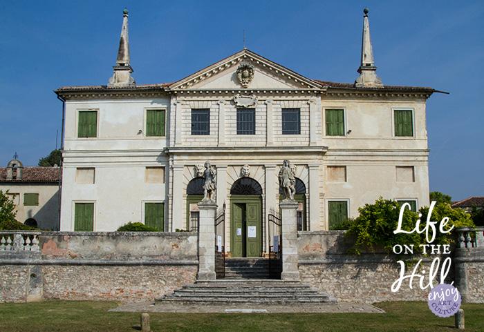 Villa Repeta, Campiglia dei Berici