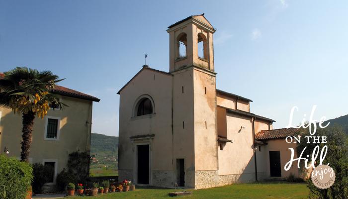 Chiesa Benedettina San Vito Brendola
