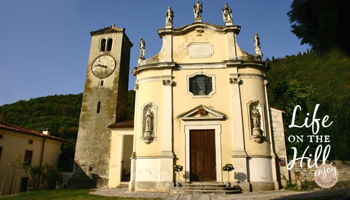 Chiesa benedettina San Mauro Costozza