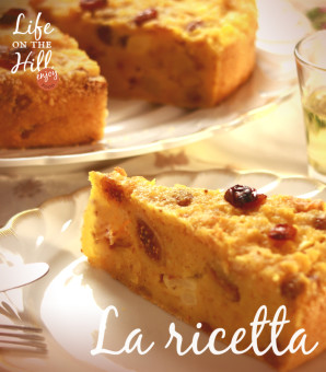 """La """"putana"""" dolce vicentino tradizionale"""