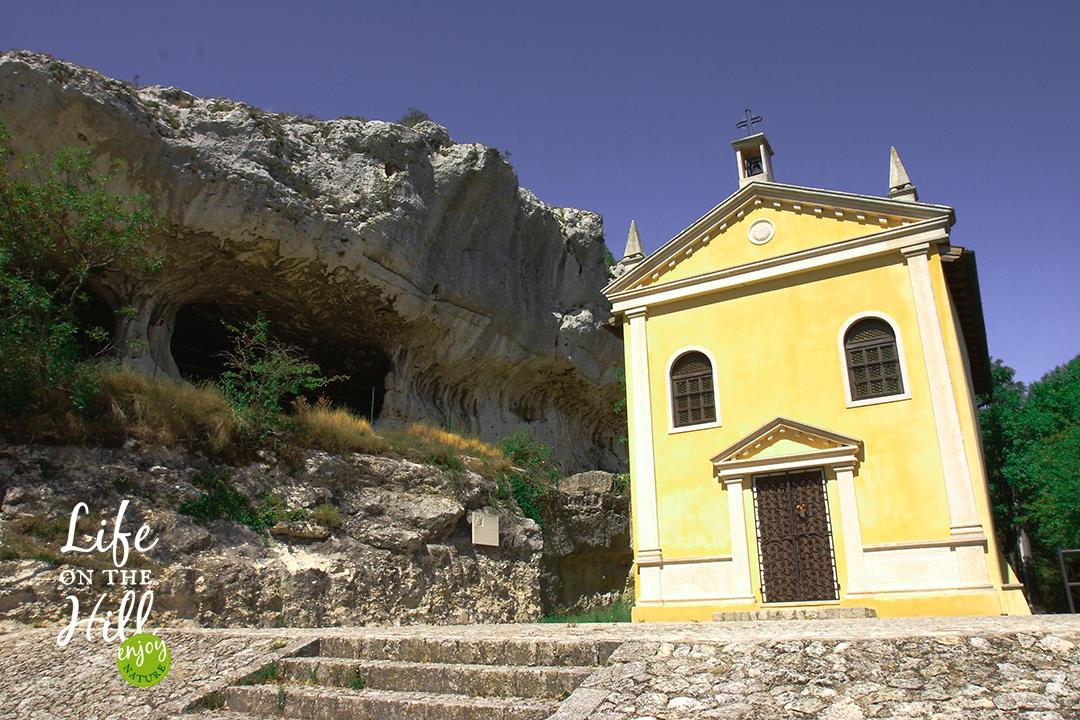 Colli Berici chiesa di San Donato