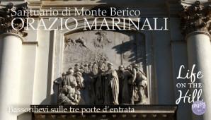 Basilica di Monte Berico - bassorilievi
