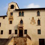 Sentiero 71 della Cengia Palazzo dei Canonici Barbarano Colli Berici