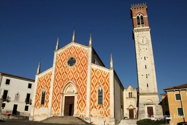 Sentiero della Guerra Brendola Colli Berici - Parrocchiale di San Michele