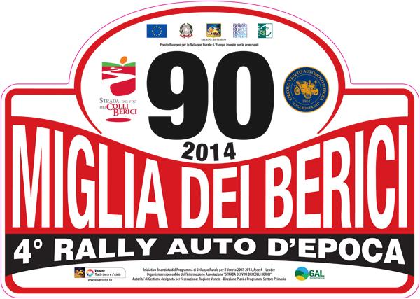 Logo 90 miglia sui Colli Berici