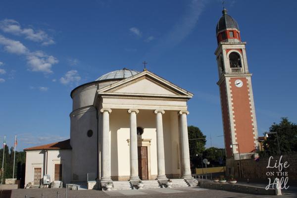 Chiesa di Alonte