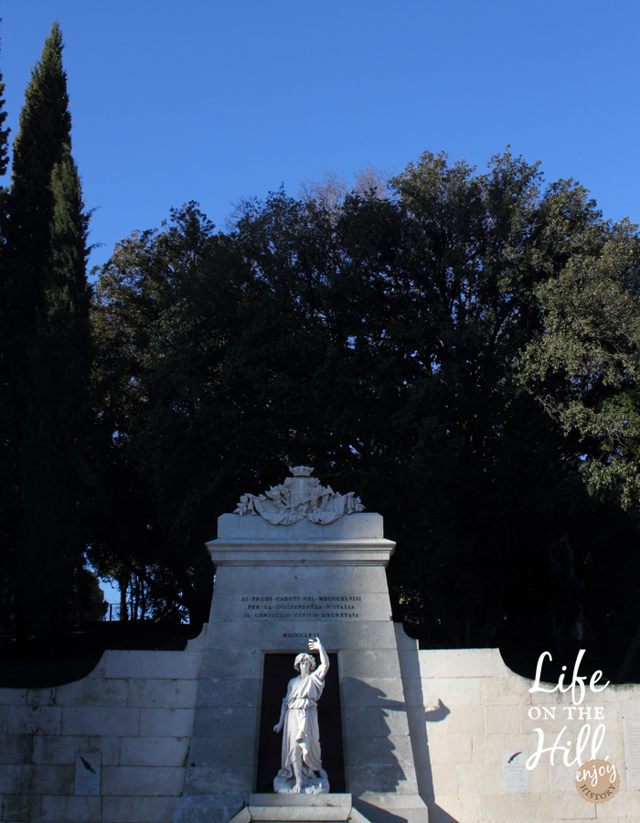 Monumento 1848 - Monte Berico