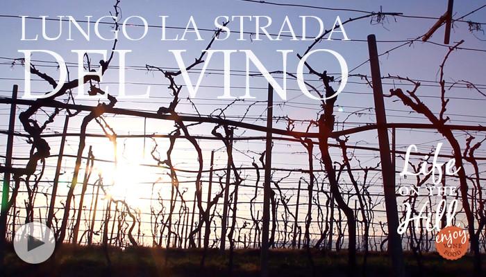 Lungo la strada del vino