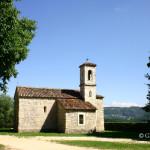 Sentiero 51 Villa del Ferro - Oratorio San Lorenzo