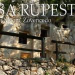 La casa rupestre di Zovencedo