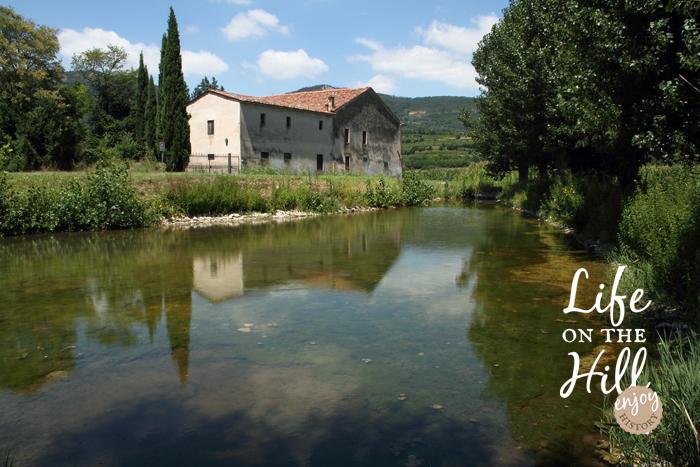 Bagno di Villaga - interna - Colli Berici