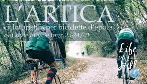 L'artica - cicloturistica d'epoca - Colli Berici - Life on the hill