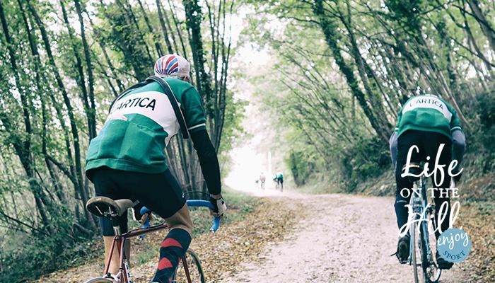 L'artica - cicloturistica d'epoca - Colli Berici - Life on the hill
