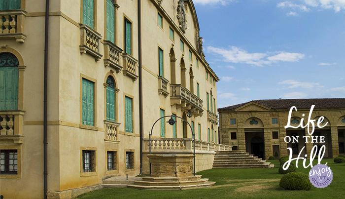 Villa di Montruglio - Mossano - Colli Berici