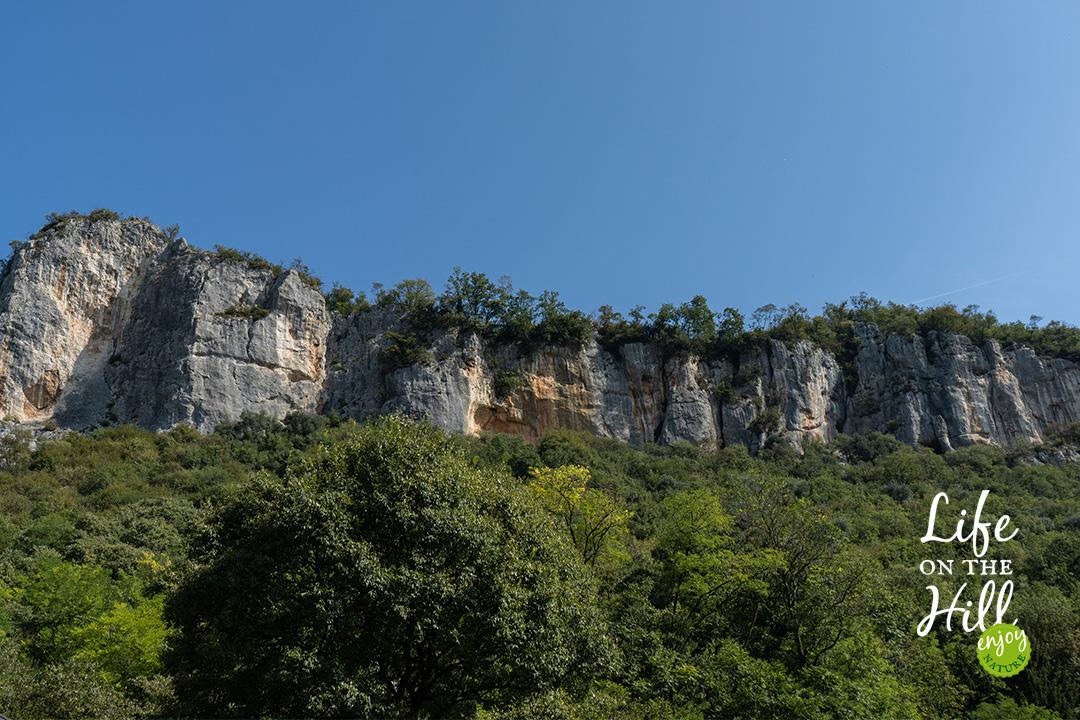 sentiero della croce colli berici
